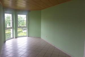 Wandflächen getönt passend zur Möbel