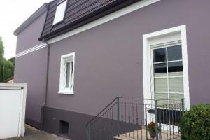 Fassaden- Anstrich